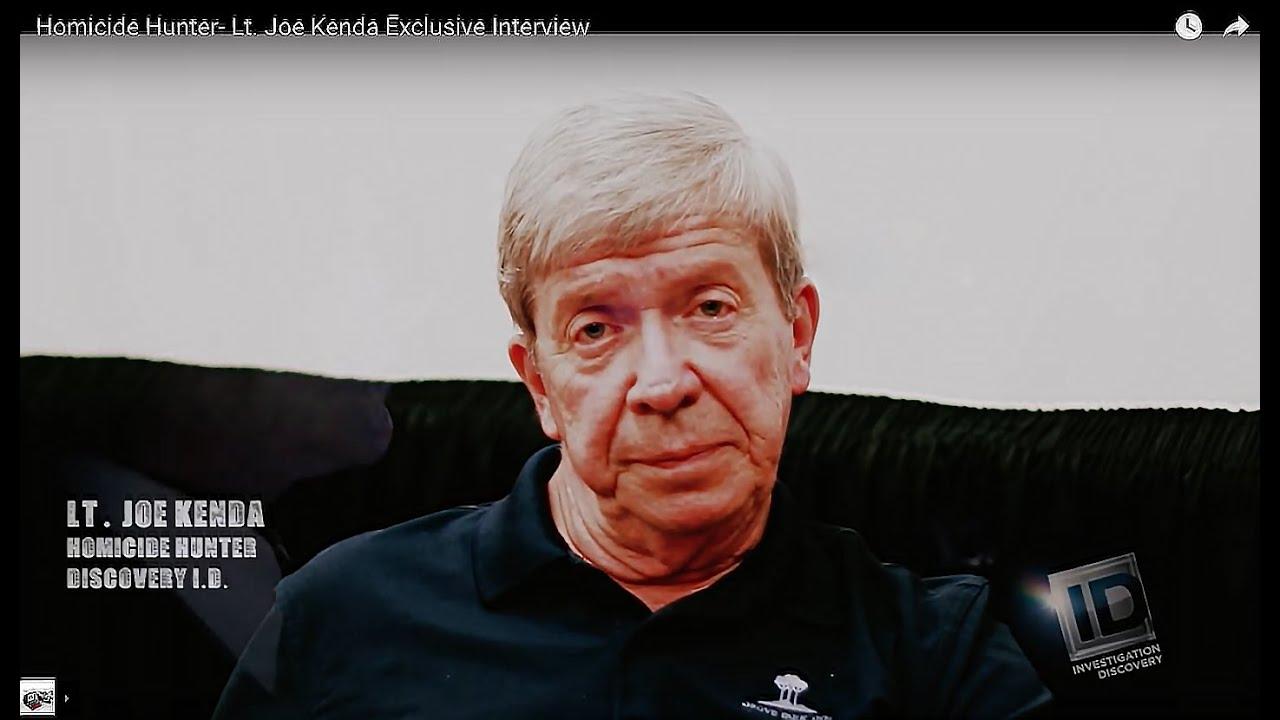 Homicide Hunter- Lt. Joe Kenda Exclusive Interview - YouTube