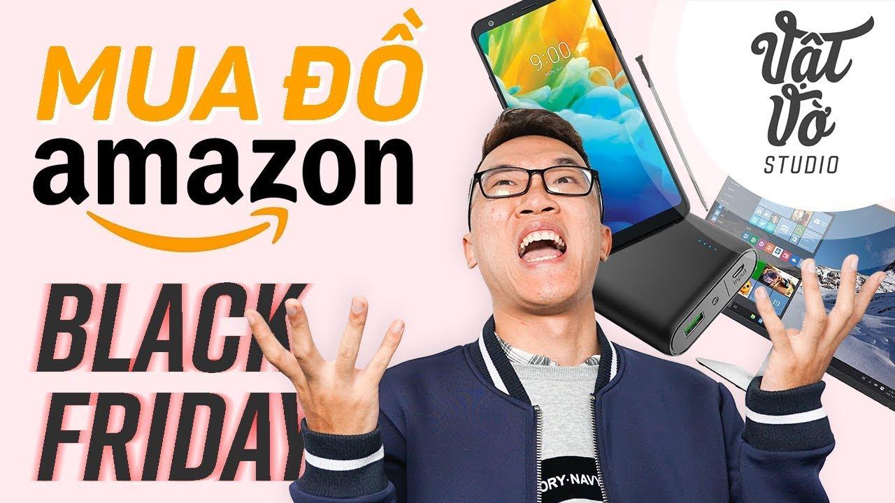 Hướng dẫn mua đồ sale trên Amazon của Mỹ