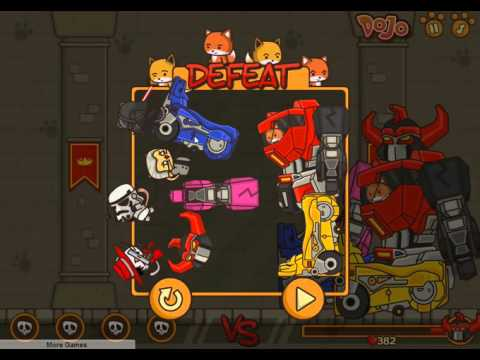 flash games StrikeForce Kitty 2 Коты Ударная сила 2 Босы пятнадцатая серия