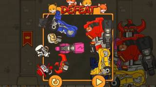 flash games StrikeForce Kitty 2 Коты Ударная сила 2 Босы пятнадцатая серия
