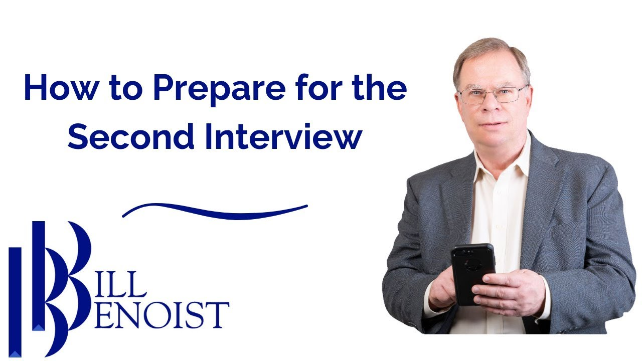 How to prepare for the second interview - YouTube