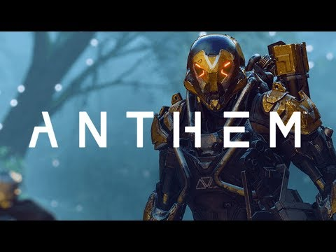 Anthem: New Sci Fi Loot-Based Shooter from BioWare! | Destiny Alternative!