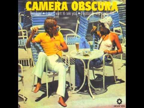 Camera Obscura - Teenager