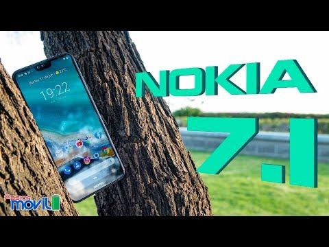 Nokia 7.1 - Análisis en Español