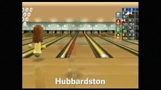 Wii Bowling Tournament April 2017