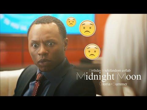 Birthday Multifandom collab || Midnight Moon