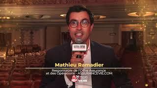 Les Oscars de l'assurance vie de la retraite et de la prévoyance 2021   Evolution Vie   gestion prof