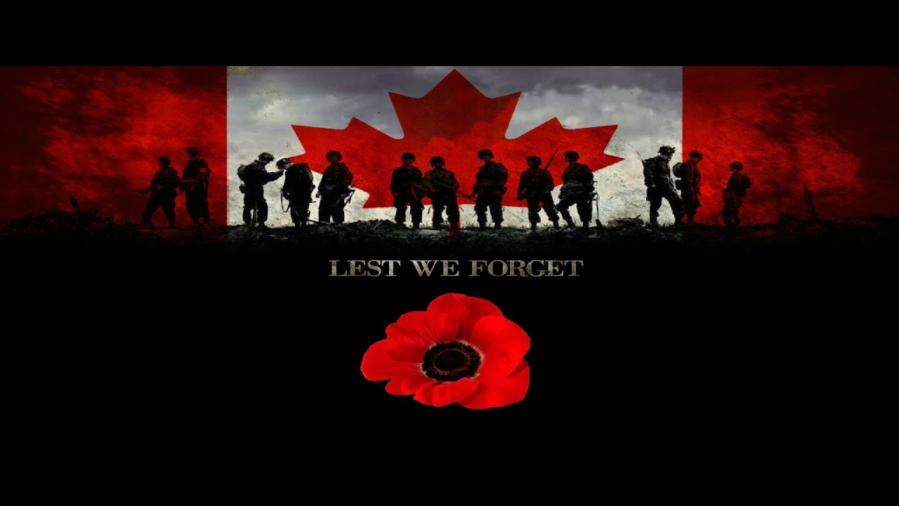 Watch Remembrance Day Tribute video