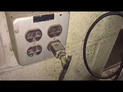 Moving Violations Video No. 160: Flexible Cord Damage