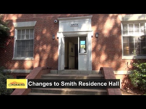 ELN Morning: Changes to Smith Residence Hall