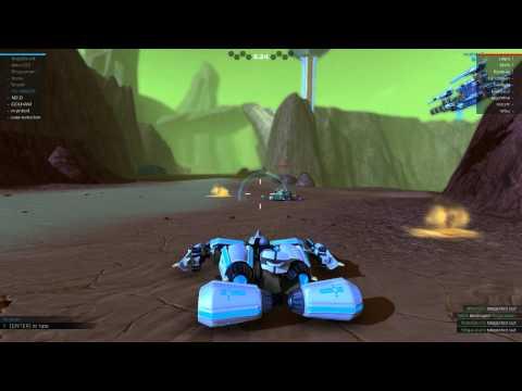 Robocraft 'High speed machine'