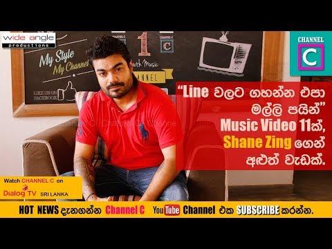"""Line walata gahanna epa malli pain""  #11 Music Videos  # New Work From Shane Zing thumbnail"