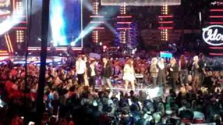 Alla Idoler - All I need is you Idolfinalen 2010