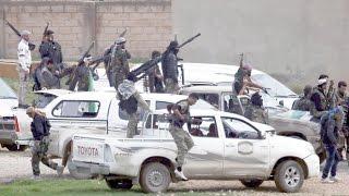 شاهد.. جولة ثانية من معركة دمشق ... و الفصائل المقاتلة تحقق مكاسب جديدة في العباسيين