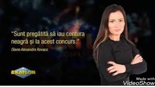 Informații despre Diana Kovacs de la Razboinici!