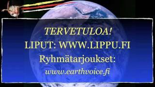 EarthVoice konserttiteaser
