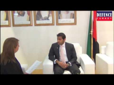 CEO of Tawazun Mr.H.E Saif Mohamed El Hajeri-08.05.2013