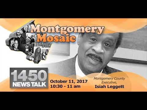 October 11, 2017 Montgomery Mosaic Radio Show