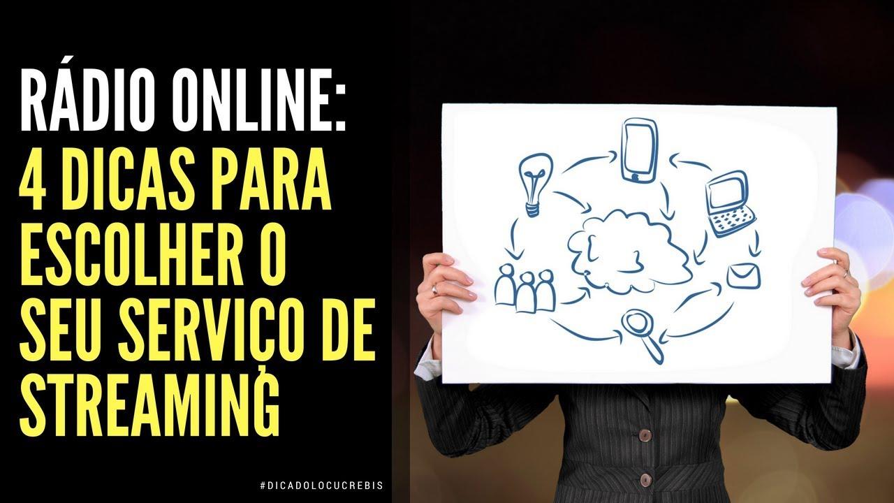 Ebahost streaming e hospedagem - RÁDIO ONLINE: 4 dicas para escolher o seu serviço de streaming | Di