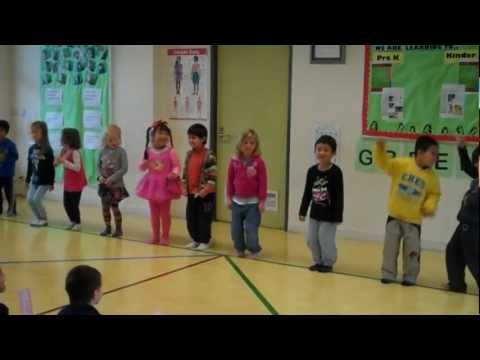 ECC assembly Nutbush dance Jan 2013