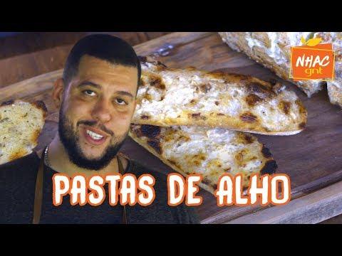 Pão de alho: veja como fazer três tipos de pasta para o churrasco  Nhac na Brasa