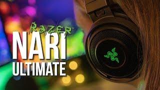 Razer Nari Ultimate: Sluchátka, která zatřesou vaším herním světem! (RECENZE #900)