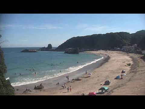 """Toji Beach"" 田牛海水浴場(静岡県下田市),Japan"