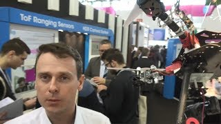 Geek out at Embedded World 2018 with ST and Charbax