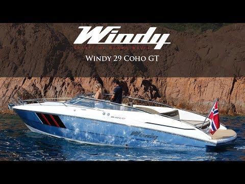 Windy 29 Coho GT - Yacht for Sale - Berthon International Yacht Brokers