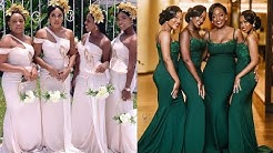 African Bridesmaid Dresses 2019, Volume 6 #Super Cute Styles.