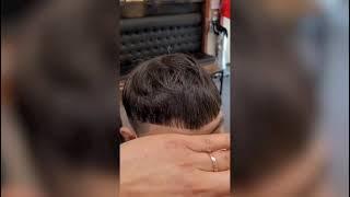 [36.5도헤어]크롭컷 다운펌