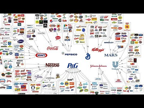 These 10 Companies Produce Almost Everything You Use Every Day...