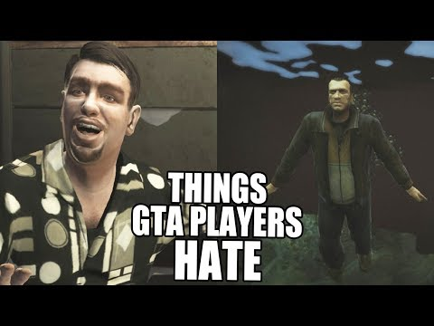 Things Players HATE About GTA 4