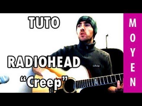 Creep - Radiohead - Tuto Guitare
