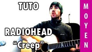 Creep radiohead guitar