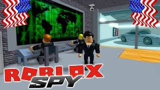 ROBLOX Adventure - THE 4TH OF JULY SPY!!!