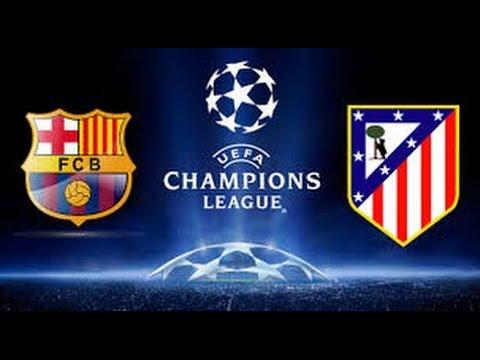 обзор матча Барселона   Атлетико Мадрид 1 1  Лиги чемпионов 01 04 2014