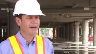 Centro comercial en Alajuela se levanta sin permisos del Mopt para construir entradas