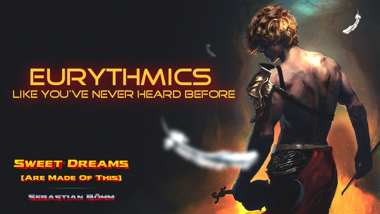 """Eurythmics Like You've Never Heard Before • """"SWEET DREAMS (ARE MADE OF THIS)"""" by @Sebastian Böhm"""
