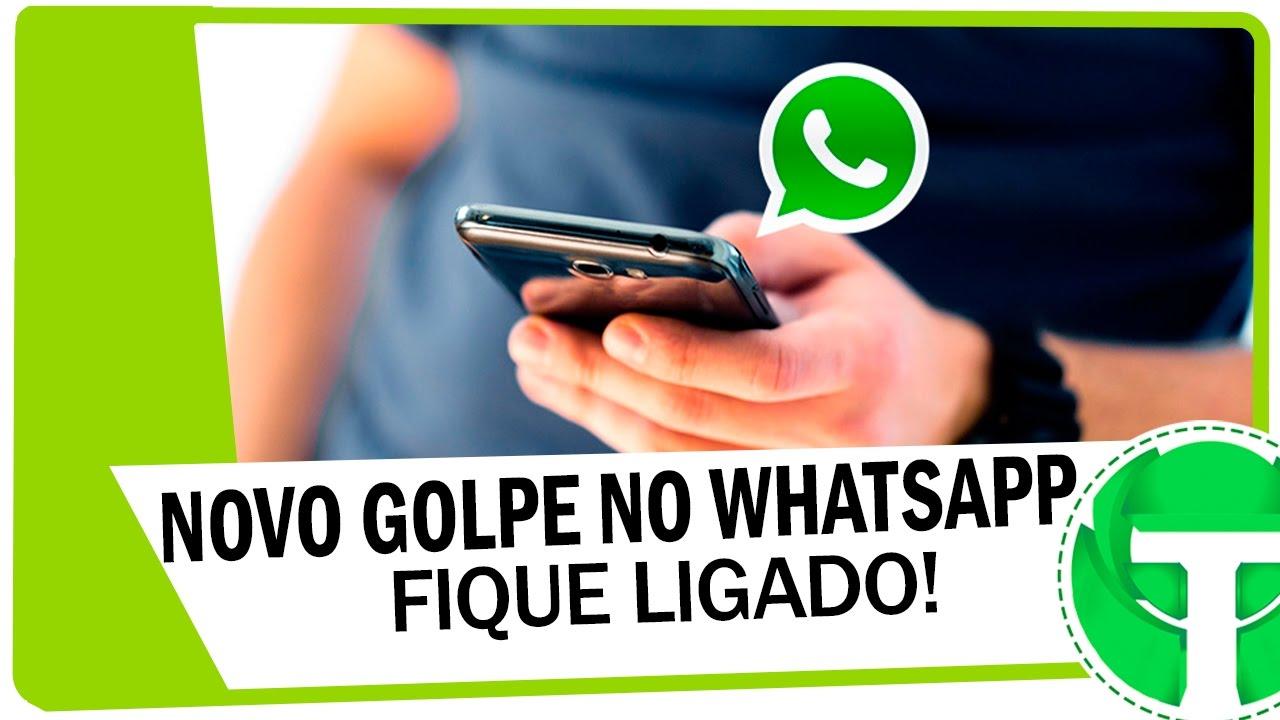 Resultado de imagem para golpe no whatsapp