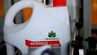 GreenCool - антифриз (охлаждающая жидкость) нового поколения
