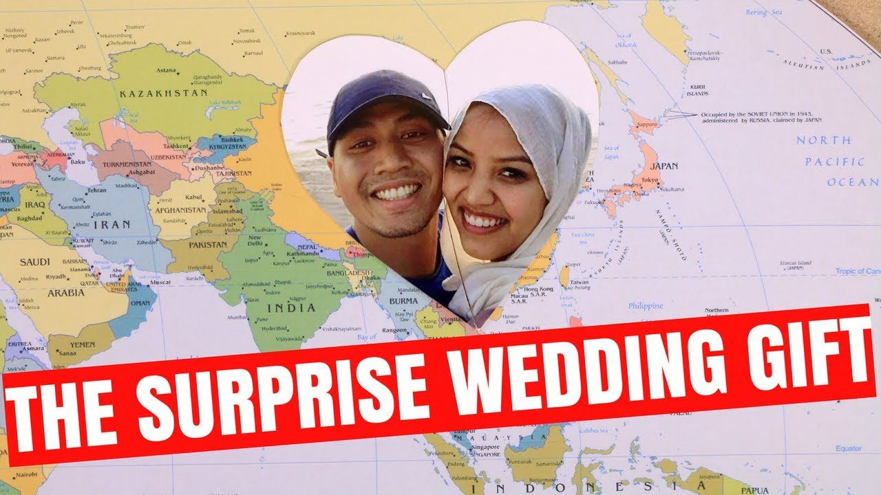 The Surprise Wedding Gift Youtube