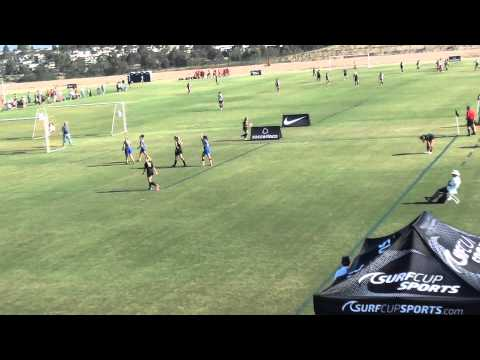 BERLIN ANGELS vs WEST COAST WILD GU18 SURF SUPER CUP