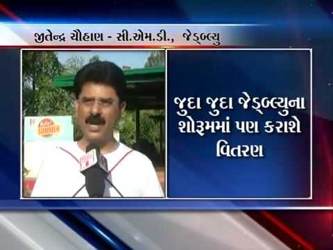 News report on JadeBlue initiatives on World Environment Day - June 5, 2016