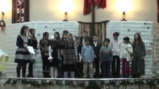 Детская рождественская постановка