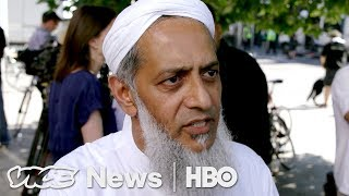 London Mosque Targeted in Terror Attack Now Receiving Death Threats (HBO)
