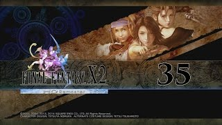 Final Fantasy X-2 HD (100%?) - 35 - The Song [Chapter 4]
