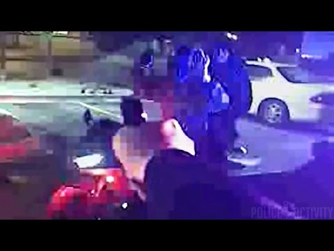 Bodycam Captures Fatal Shooting Of Officer Daniel Webster