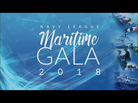 Sea-Air-Space 2018 | Navy League Maritime Gala
