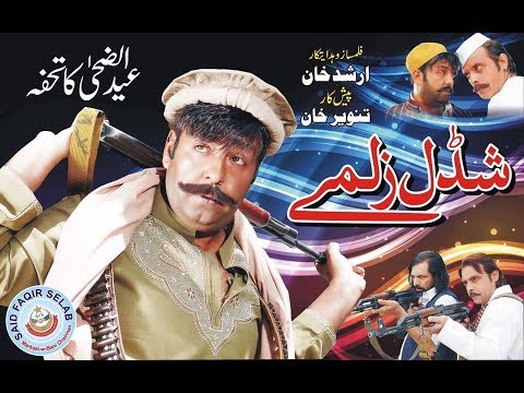 Shahid Khan and Arshad Khan Interview On Pashto New Film Shaddal Zalmay 2017